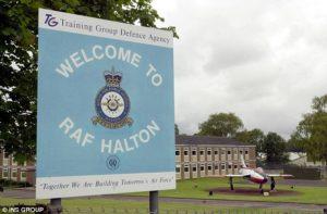RAF Halton - the current home of the RAF's Dental School