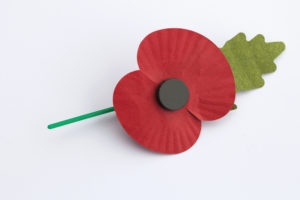 Picture of a British Legion Poppy