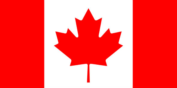 Graphic - Canadian flag
