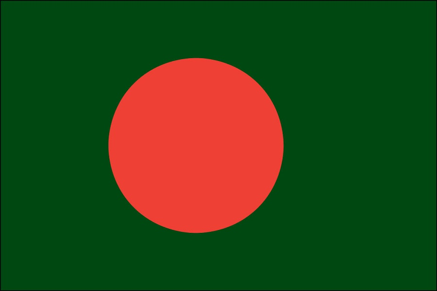 graphic - Bangladesh flag