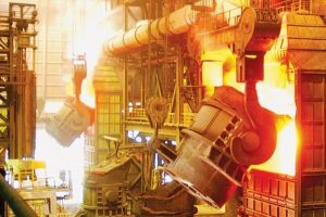 Photo - steel-making