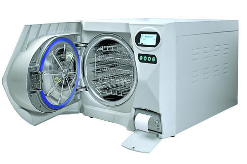 Photo - a modern autoclave