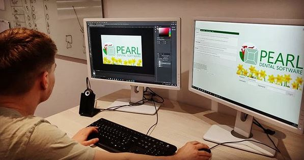 Taylor is one of the team members behind Pearl Dental Software