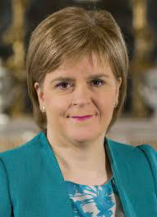 Photo - Nicola Sturgeon