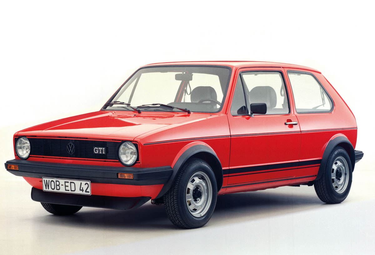 Photo - VW Golf GTi Mk1
